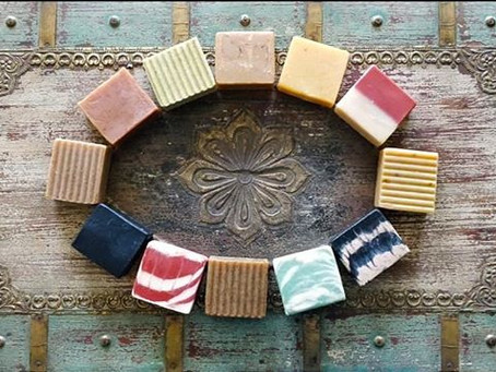 All you wanted to know about Handcrafted Soaps!