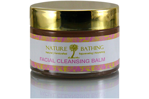 FACIAL CLEANSING BALM - FACE WASH & MAKEUP REMOVER