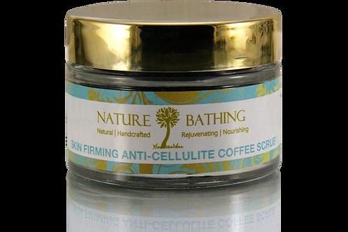 SKIN-FIRMING ANTI-CELLULITE COFFEE SCRUB