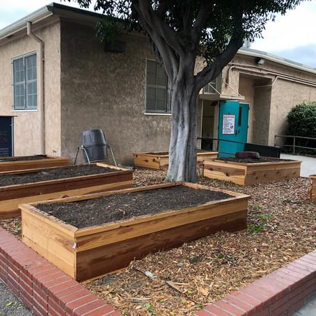 Bryson Elementary Welcomes a New Garden!