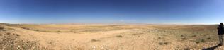 Beautiful desert of Jordan