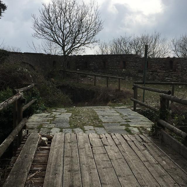 fort abandonné