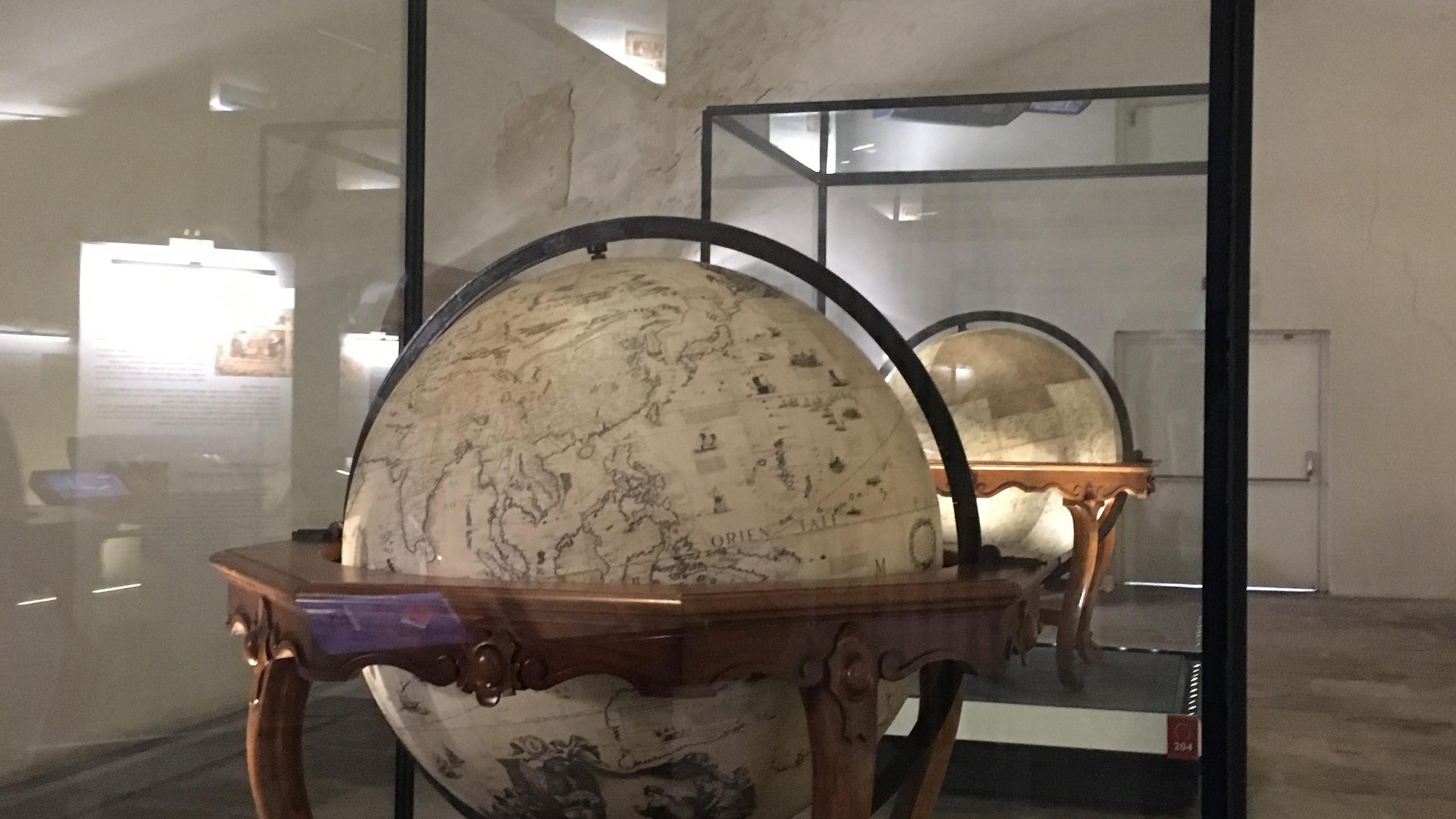 globe des astres