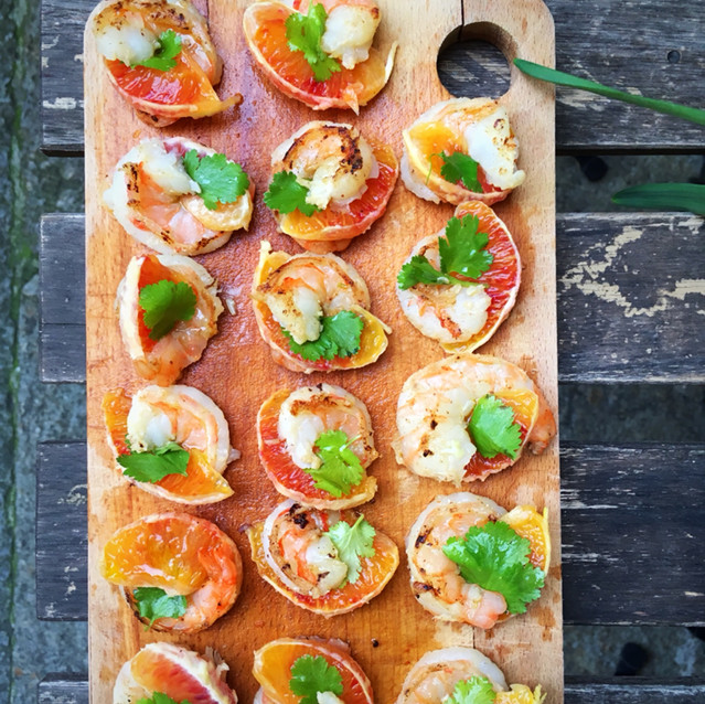 crevettes-oranges sanguines