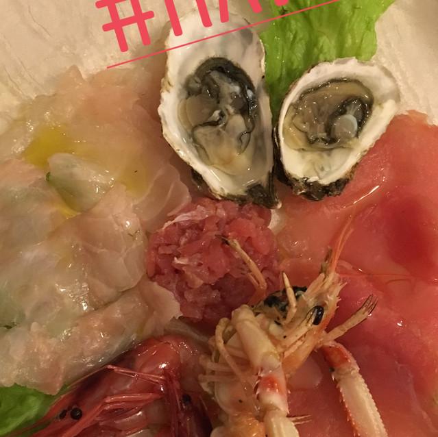 crustacés crus