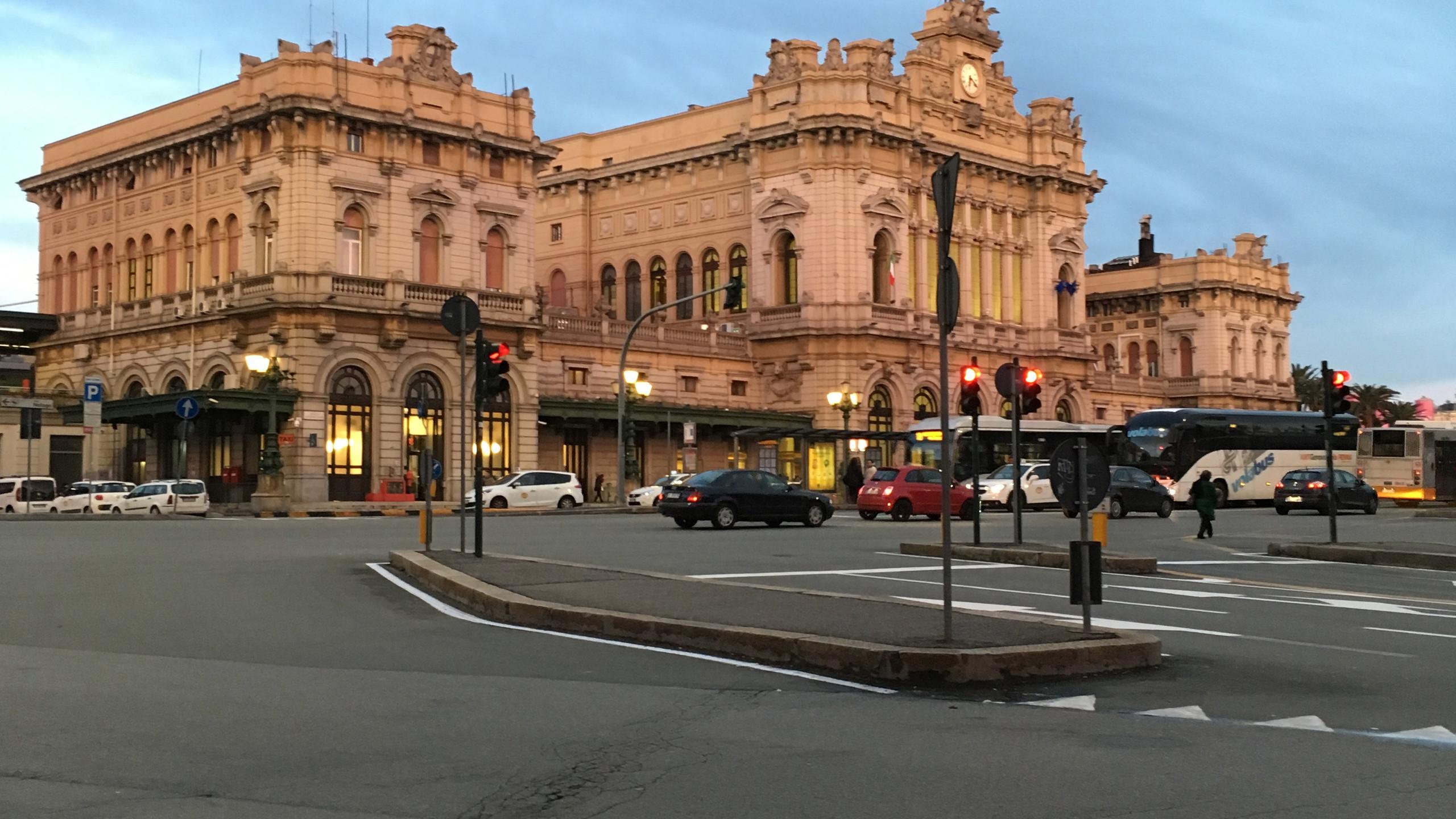 Gare de Brignole