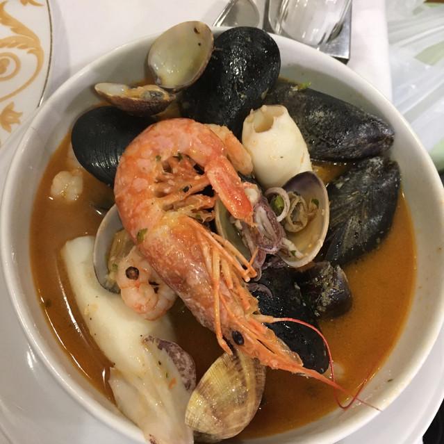 soupe de la mer, une tuerie