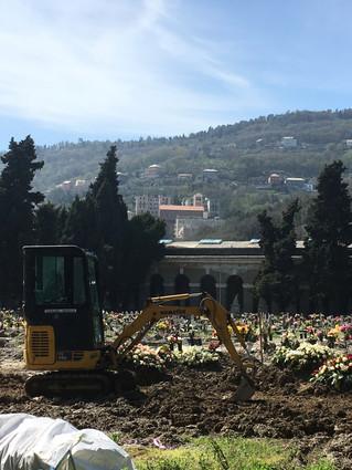 Gènes: cimetière de Staglieno