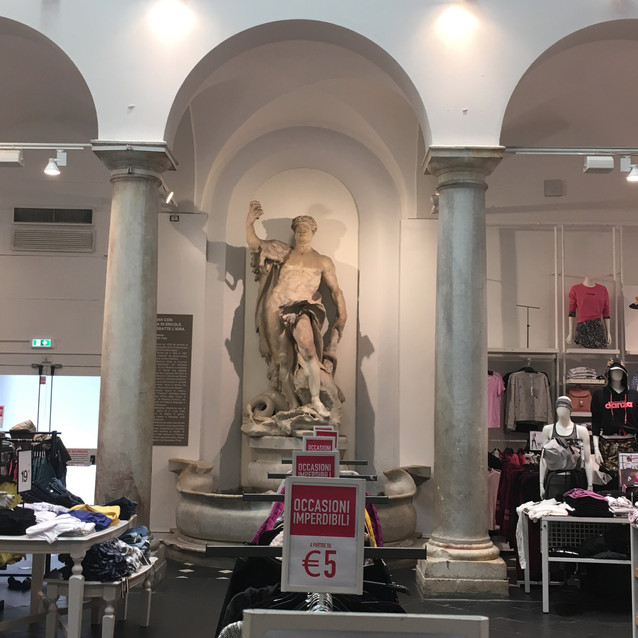magasin ou monument?