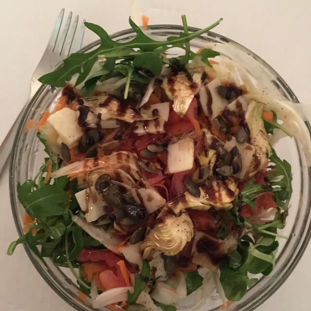 salade maison locale