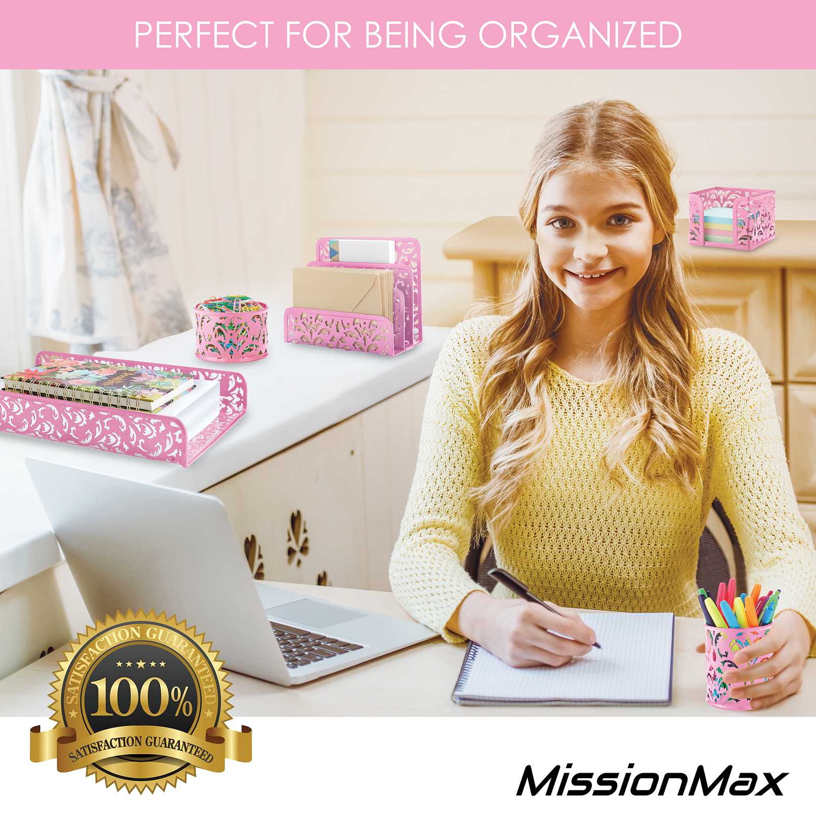 Desk Accessories MissionMax5