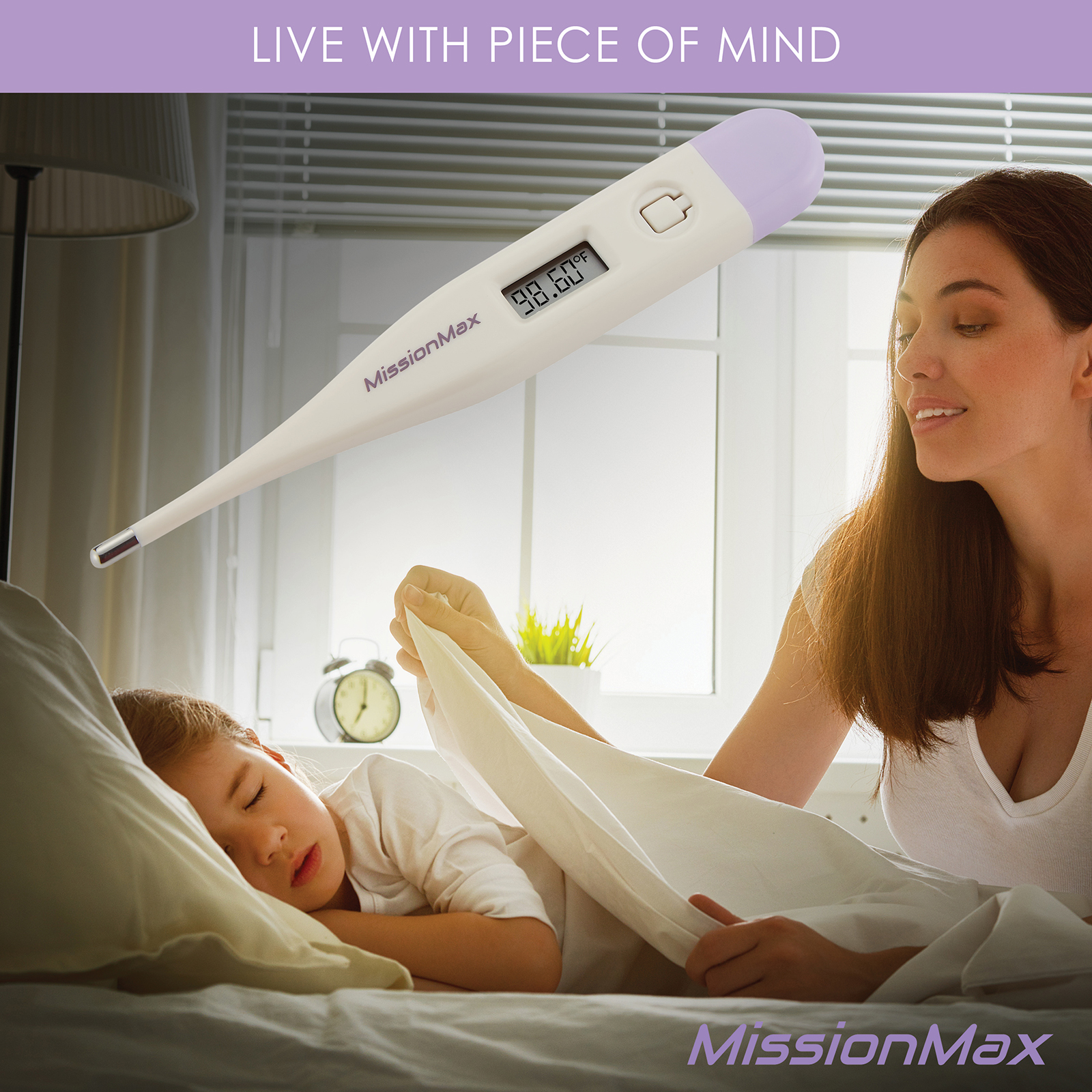Thermometer MissionMax C
