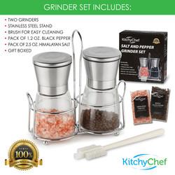 Salt Pepper Grinder