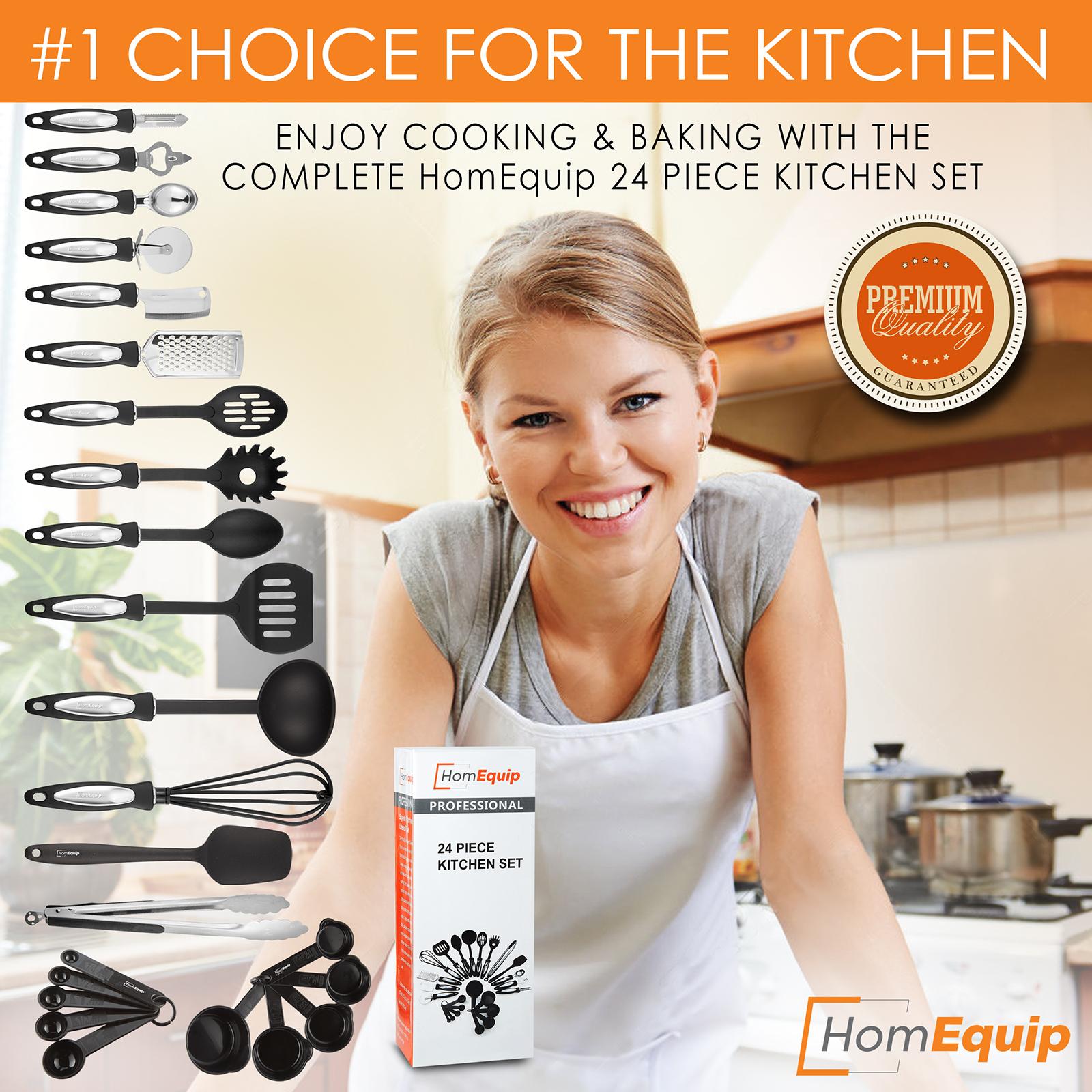 05 Kitchen Utensel Set