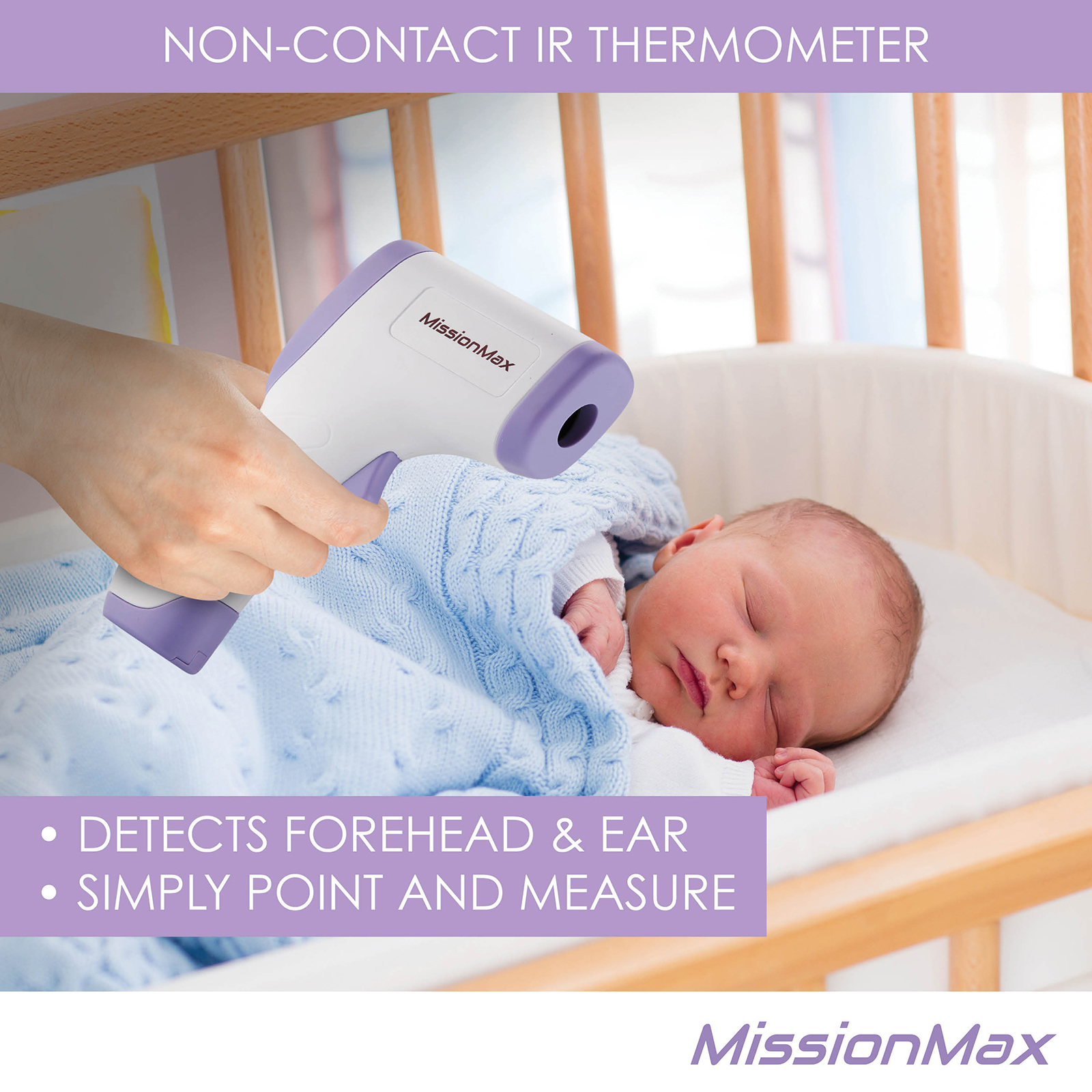 Thermometer MissionMax7