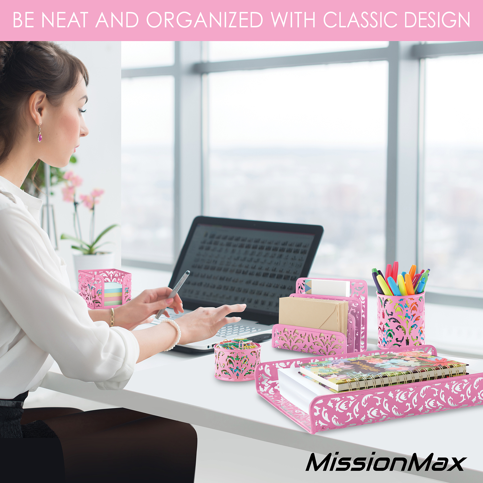 Desk Accessories MissionMax3