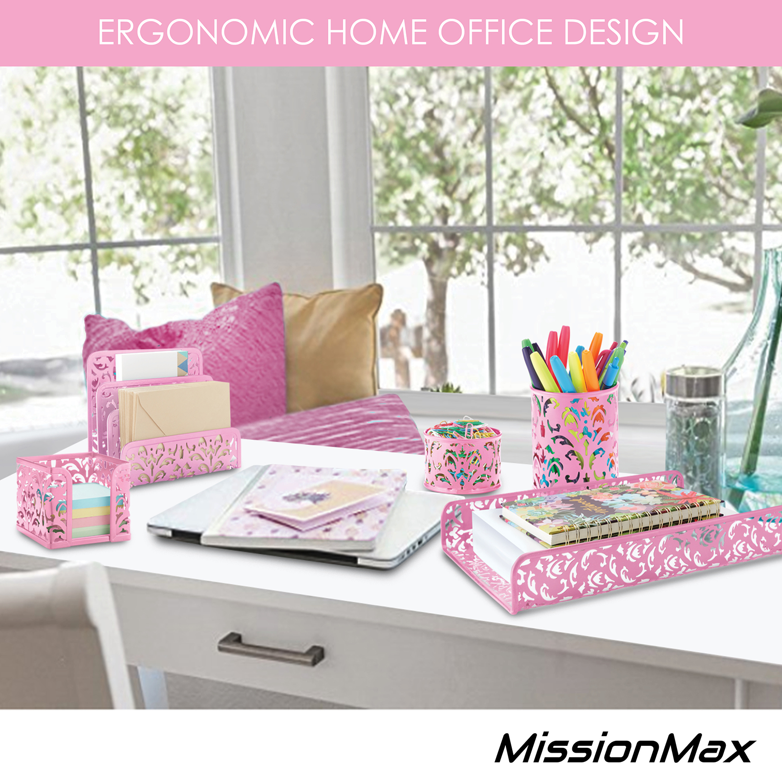 Desk Accessories MissionMax4