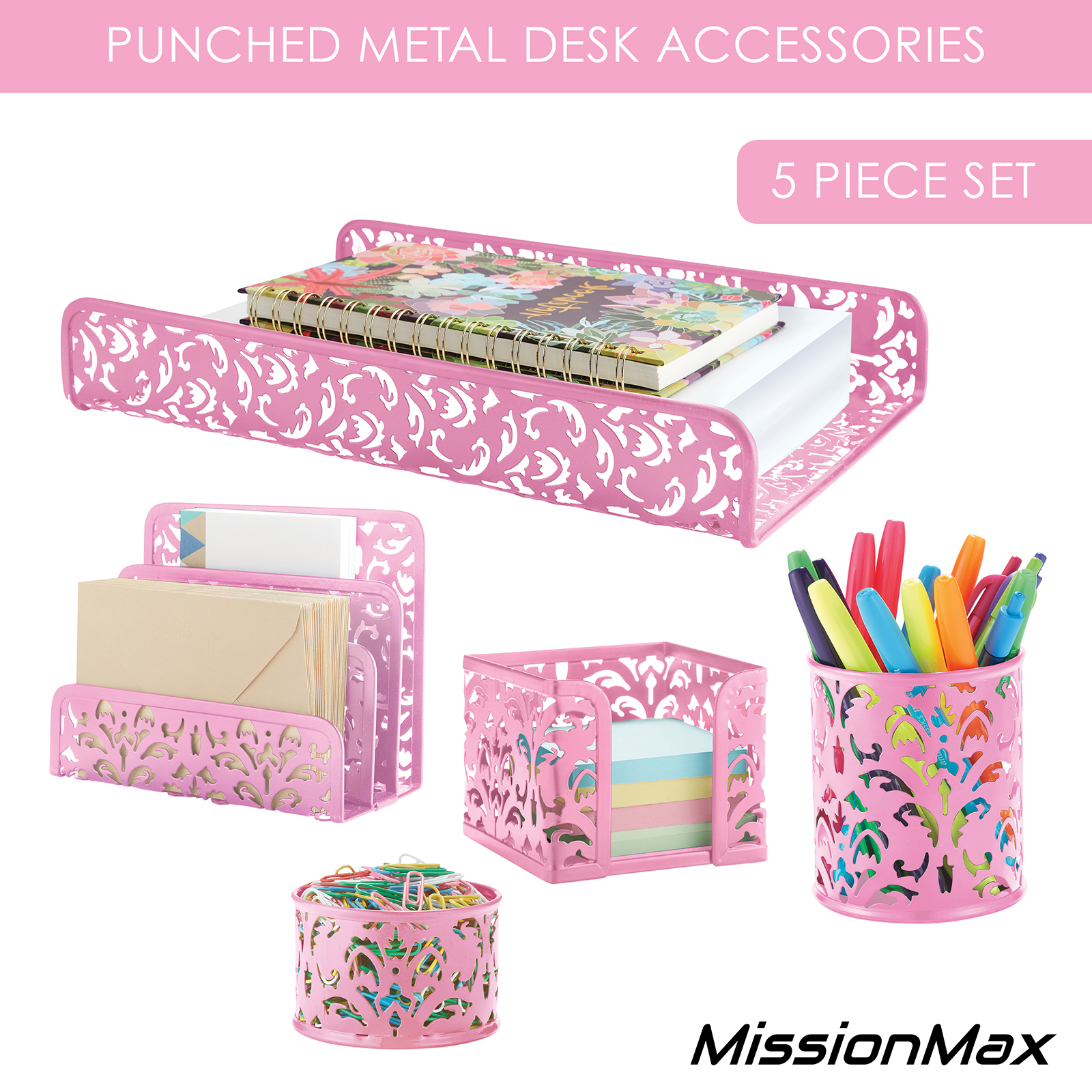 Desk Accessories MissionMax2