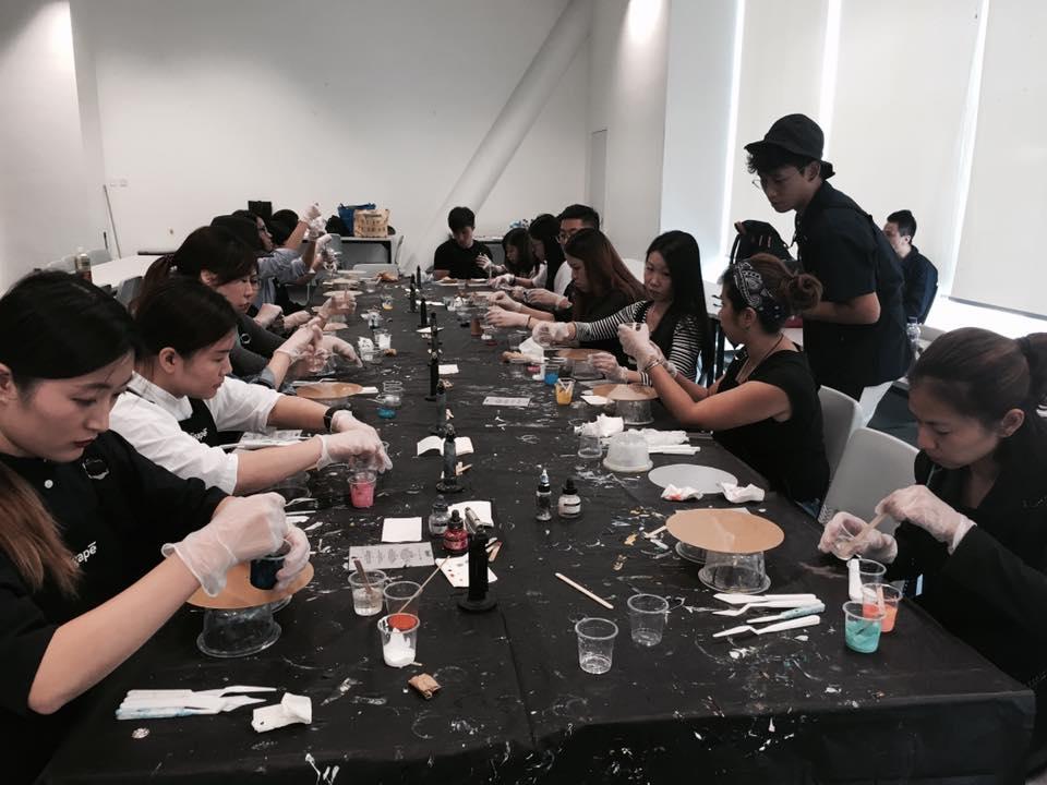 IVE Workshop - 20people