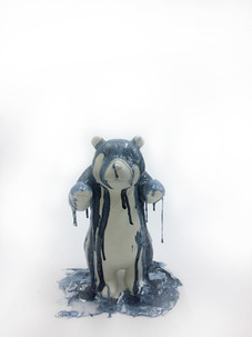 Bear resin