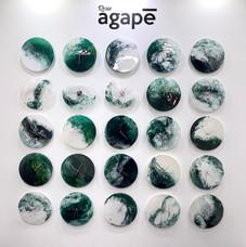 Jade cabbage / Paris M&O / 2019