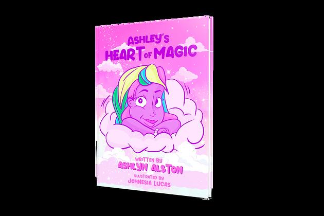 Ashley's Heart of Magic (Hardback)