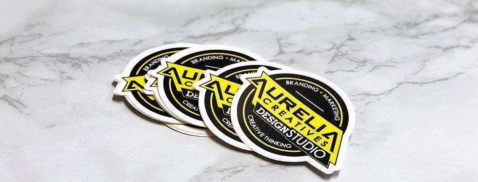 Aurelia Creatives Sticker