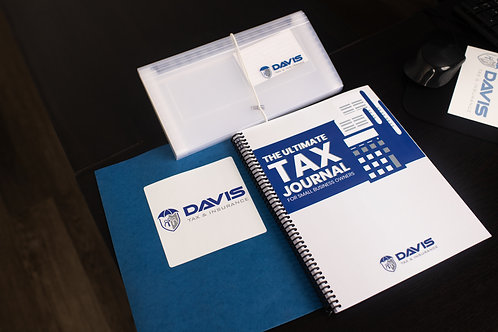 The Ultimate Tax Journal for Small Business Owners