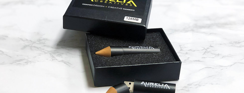 Aurelia Creatives USB Drive