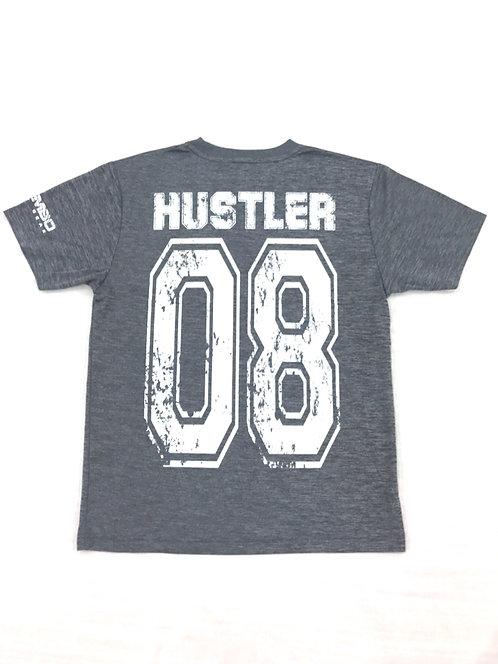 (YFG) HUSTLE HARD T-shirt - RCI 10th Year Anniversary Edition