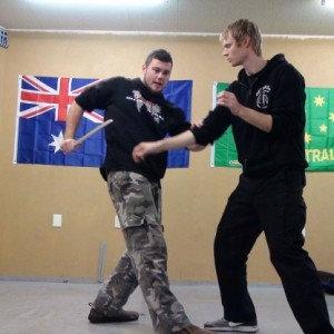 RAW Stick Fighting