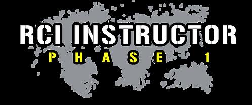 INSTRUCTOR PHASE 1