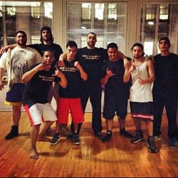 Raw Combat Montreal with Joakim F.