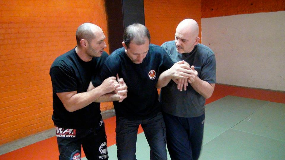 Raw Combat Belgium- Sec Training