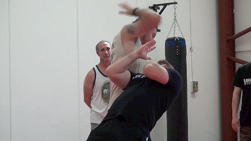 RAW CQC Vol. 2 X-treme Close Quarter Fighting Skil