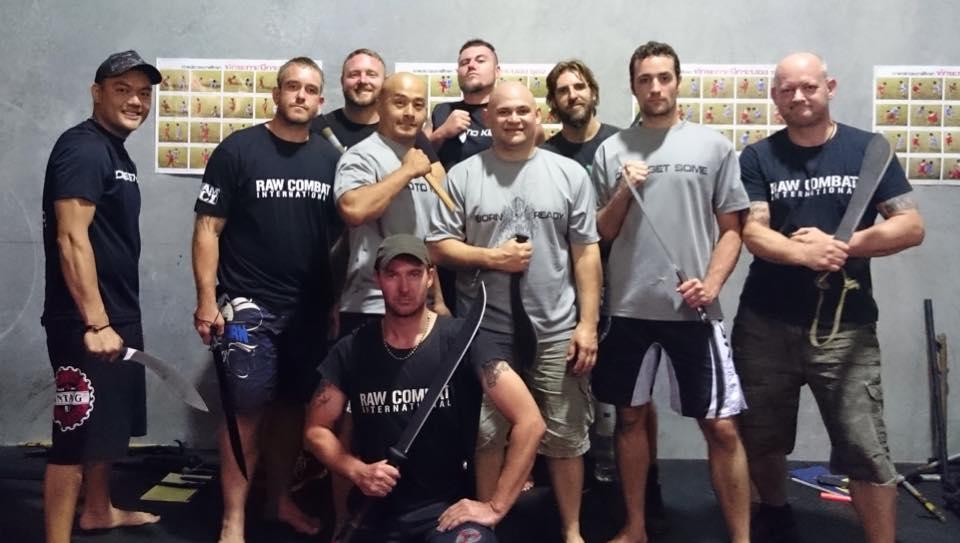 Raw Combat Brisbane