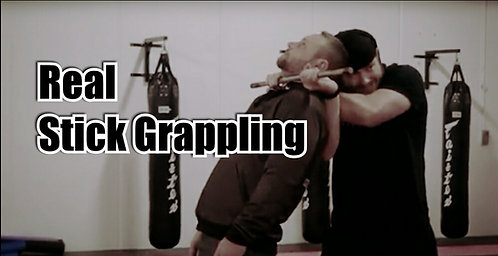 Raw Silat's Stick Grappling 2 Set DVD