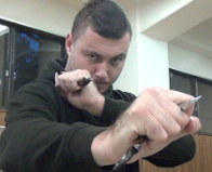 RCI's Urban Survival: Improvised Weapon Training