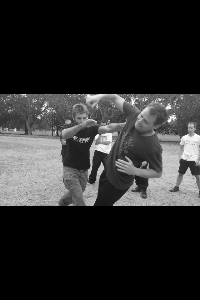Adam Martin - Raw Combat Melbourne