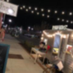 Brandis on College, Hartsville SC, Vintique Camper Co, Photo Booth Camper Trailer
