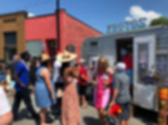 One Chuch, Hartsville SC, Vintique Camper Co, Photo Booth Camper Trailer