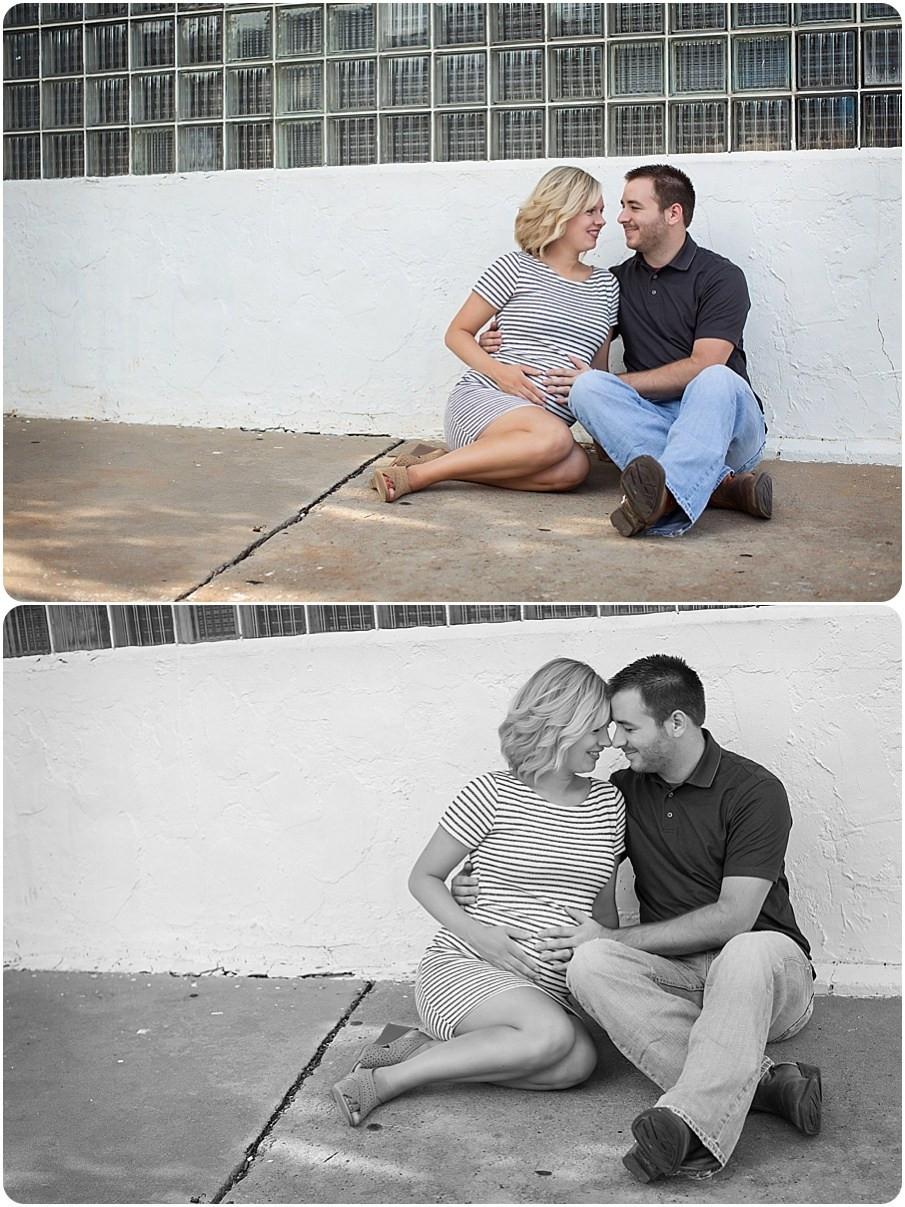 Oklahoma city maternity session