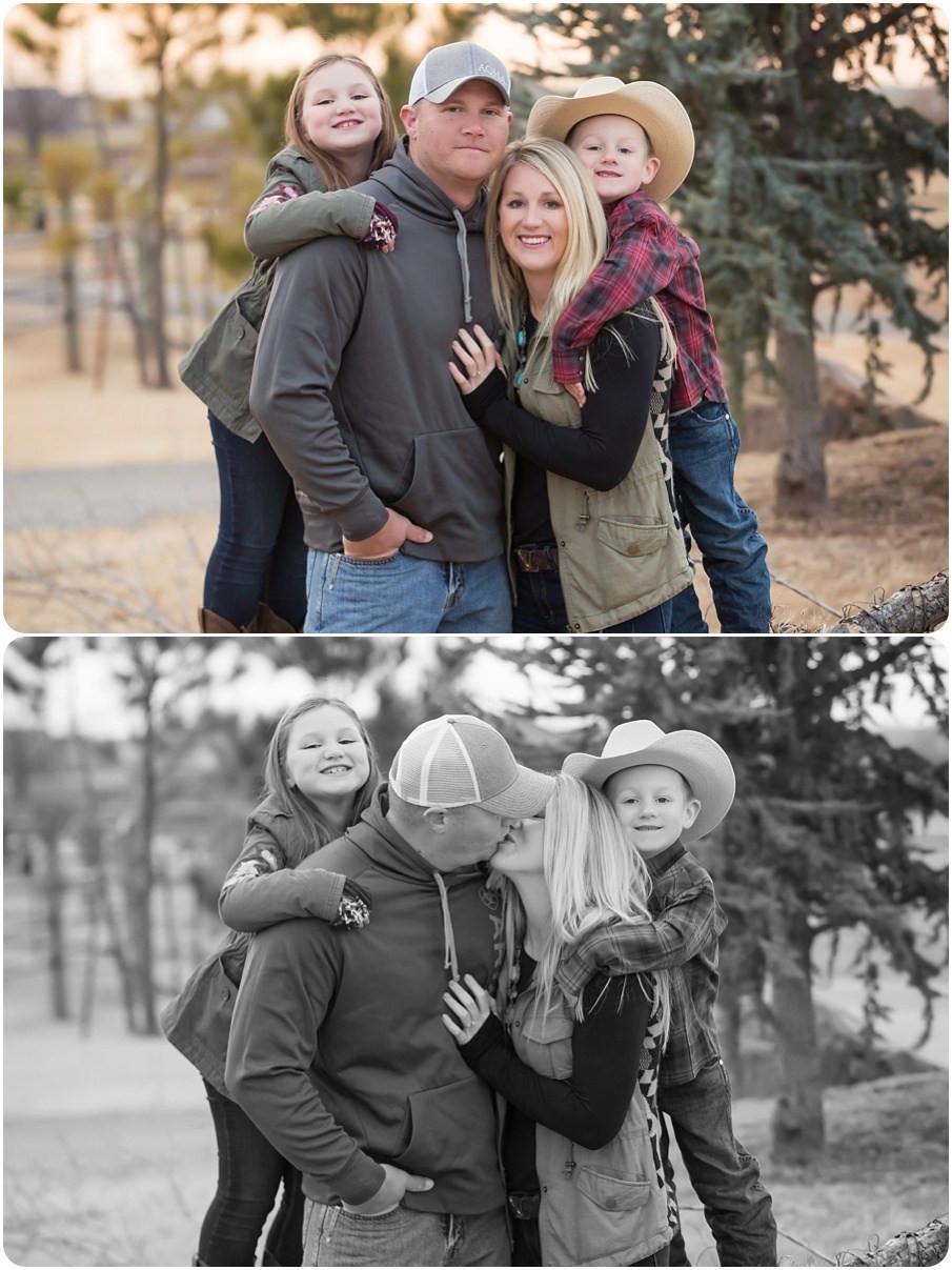 Family farm photos