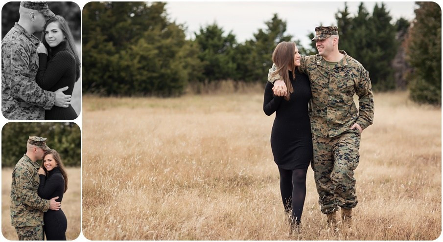 Military engagement session