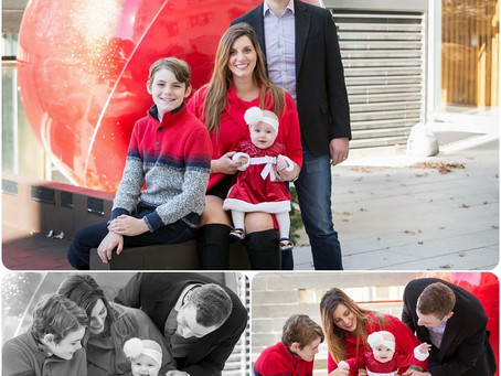 Family Christmas Photos – Cardell Family – Photos by Keshia