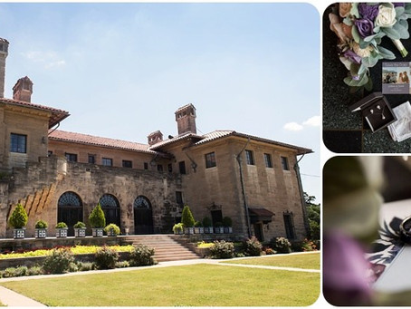 David & Victoria – Marland Mansion Ponca City, OK – Photos by Keshia