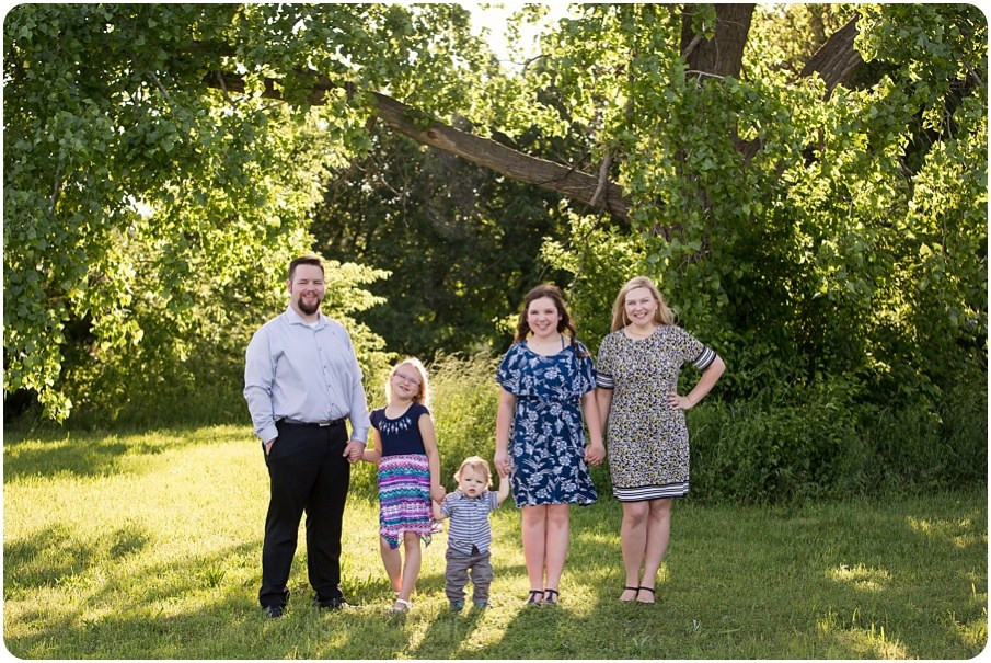Family photographer Yukon
