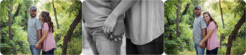 OKC Engagement Photos