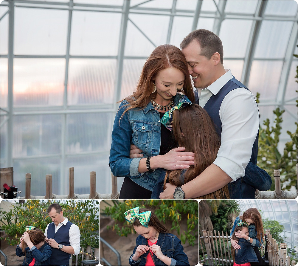 Myriad Gardens Proposal Photographer