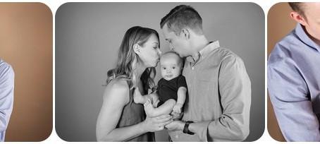Yukon Photographer – Baby Ben's 3 month session – Photos by Keshia